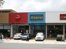 The Alamo office on Paseo Colon, San Jose.