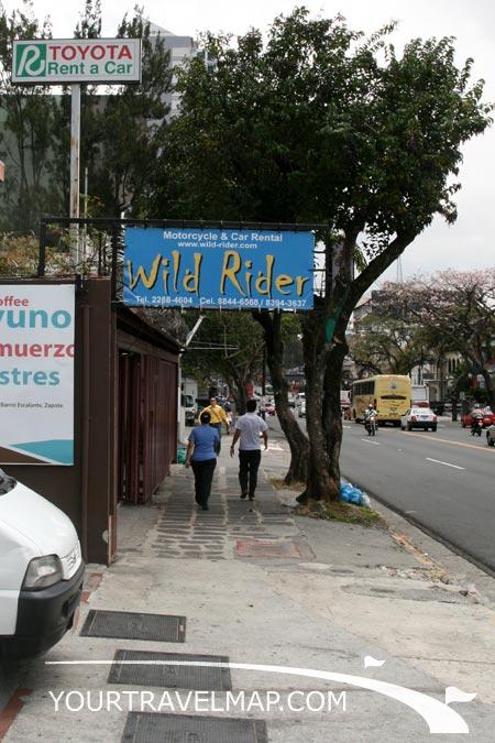 Wild Rider Car Rental Costa Rica Reviews