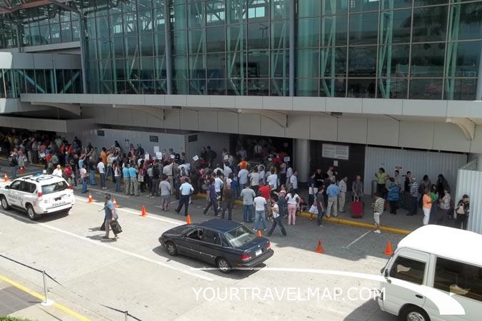 National Car Rental Costa Rica Airport