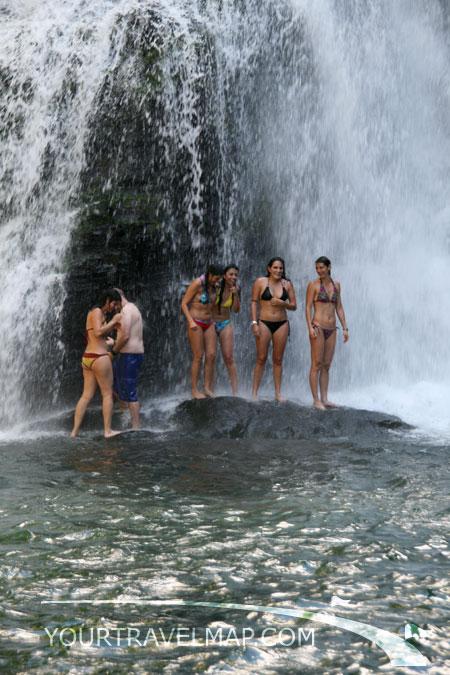 The Nauyaca Waterfall is worth a visit!
