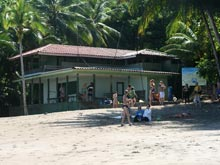 Cano Island is part of the Corcovado National Park, there is a ranger station on the island. The coral reef is one of the best snorkeling and diving sites of Costa Rica.