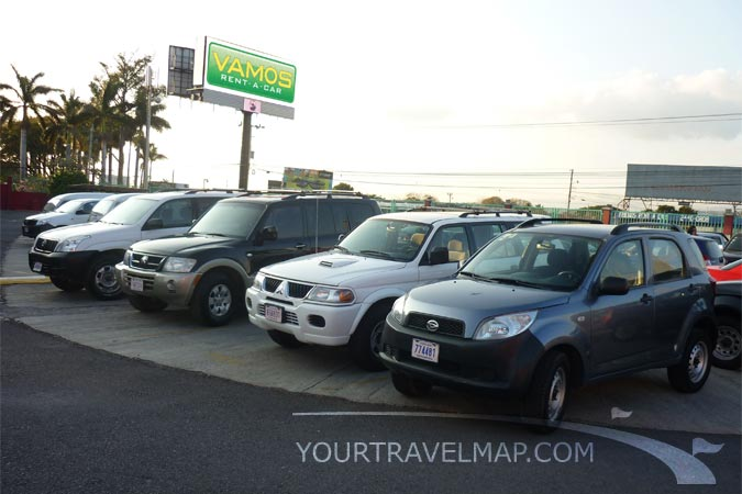 Dollar Car Rental San Juan