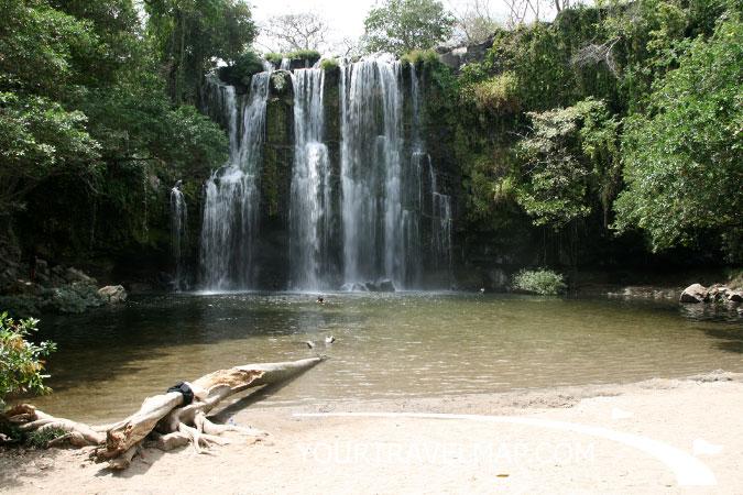 Honda San Jose >> Costa Rica|Fotos vom Llanos de Cortes Wasserfall