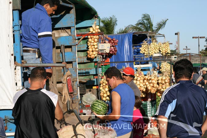 Asiatischer Markt San Ramon