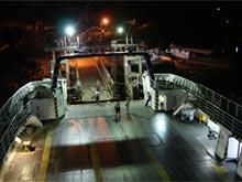 Die Fähren legen pünklich ab, man sollte genug Fahrtzeit einplanen um nicht das letzte Schiff am Abend zu verpassen.
