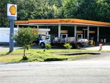 In Quesada gibt es mehrere Tankstellen.