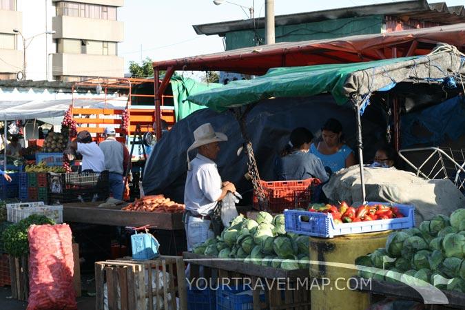 Honda San Jose >> Costa Rica Fotos de la feria del agricultor en San José