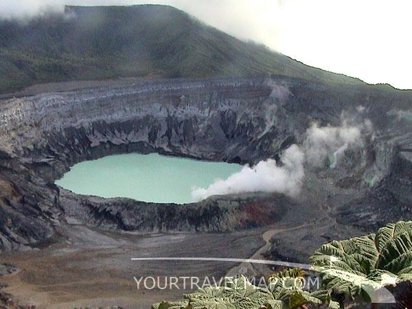 Parque nacional volc 225 n po 225 s costa rica