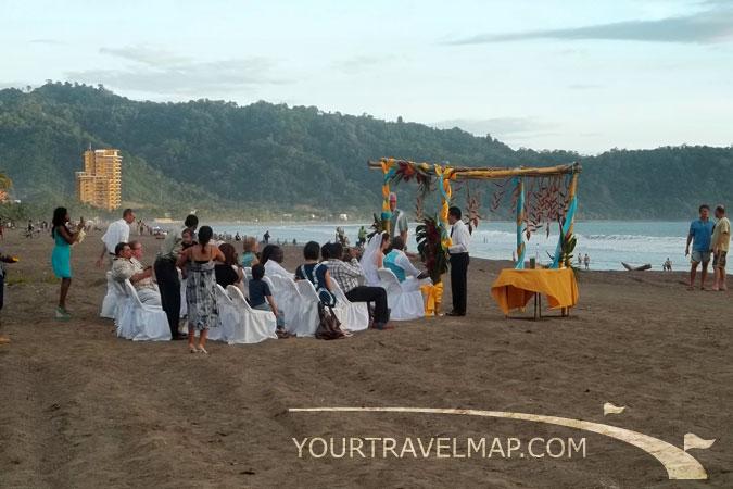 Matrimonio Catolico Costa Rica : Costa rica playa jacó como las vacaciones de los ticos